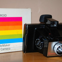 Vintage Polaroid Minute Maker The ColorPack Polaroid Camera