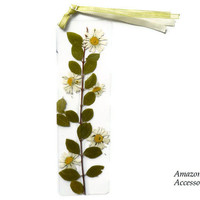 Real Daisies bookmark