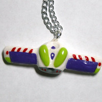 To Infinity, and Beyond Toy Story Necklace