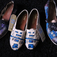 Doctor Who Tardis Lost in space Toms (or vans etc)