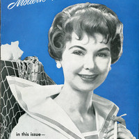 Modern Beauty Shop Magazine, Lot of Two Vintage Hair Salon Periodicals, published Jul/Aug 1958