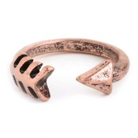 Rose Arrow Ring - Atlantic-Pacific - Collaborations
