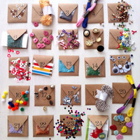 25 days till Xmas - Crafters Pack Advent Calendar