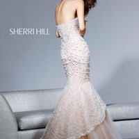 Sherri Hill 2789 at Prom Dress Shop