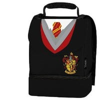 Amazon.com: Harry Potter Dual Compartment Lunch Box - with Cape: Kitchen & Dining