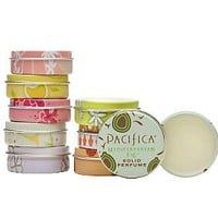 Pacifica Gold Collection 9-Solid Perfume Gift Set — QVC.com