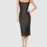 L&#x27;WREN SCOTT Women - Dresses - 3/4 length dress L&#x27;WREN SCOTT on YOOX United States