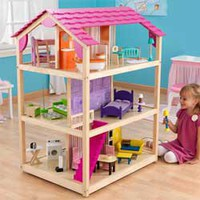 So Chic Dollhouse Doll Houses & Playsets - LuxuryLamb.Com