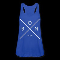 Bon Iver Tank Top | Spreadshirt | ID: 9457702