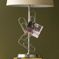 Clip-It Lamp Base | PBteen