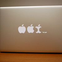 Evolution Macbook Decal by DecalForThat on Etsy