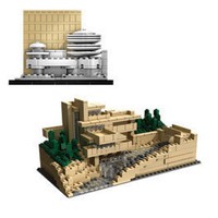 Frank Lloyd Wright?- Legos