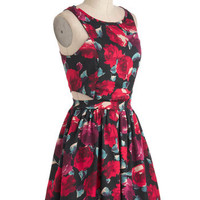 Rose Garden Dress | Mod Retro Vintage Dresses | ModCloth.com