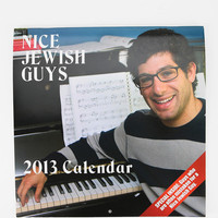 Nice Jewish Guys Wall Calendar By Adam Cohen