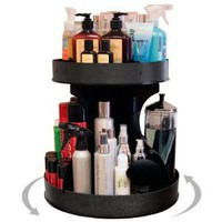 Spinning Cosmetic Organizer! FOLLOW ME!!