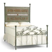 FOLK ART BED        -                Beds        -                Furniture        -                Furniture & Decor                    | Robert Redford's Sundance Catalog