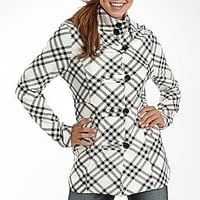 It's Our Time?- Plaid Jacket, Hooded : jackets & coats : juniors : jcpenney