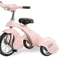 Morgan Cycle Pink Trike Crystal 1000 31208 - Riding Toys - Trikes, Bikes, Wagons, Scooters and Pedal Cars on Sale Now at QualityToys.com!