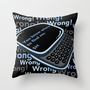 Texting Sherlock Throw Pillow by Fishbiscuit | Society6