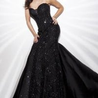 Tony Bowls 211C55 Dress - NewYorkDress.com
