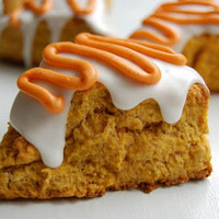 Indie Style Guide to Handmade and Vintage: Pumpkin Scones