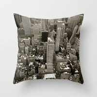 it is people Throw Pillow by inourgardentoo | Society6