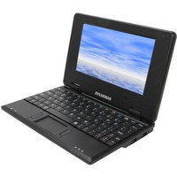 SYLVANIA SYNET7WIC 800MHz 7&quot; 512MB Memory 2GB flash SSD Netbook