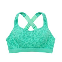 Aerie FIT Cross-Back Bra | Aerie for American Eagle