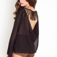 Laurel Top - NASTY GAL