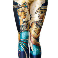 Egypt Leggings | Black Milk Clothing