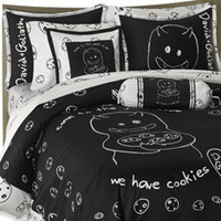 Cookies Duvet Cover Set by David and Goliath?-, 100% Cotton Sateen - Bed Bath &amp; Beyond