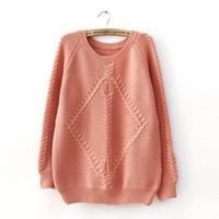 Diamond Sweater from Seek Vintage