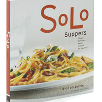 Solo Suppers | Mod Retro Vintage Books | ModCloth.com