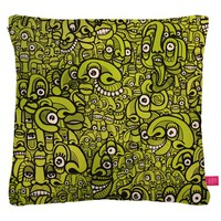 Street Market — Ohh Deer - All Eyes On You Cushion By Amara Por Dios