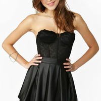 Fleur Lace Bustier