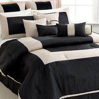 Park Avenue 12 Piece Comforter Sets - Bed in a Bag Specials - Bed & Bath - Macy's