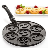 Nordicware Pancake Pan, Smiley Faces - Bakeware - Kitchen - Macy&#x27;s