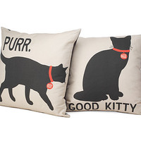 PERSONALIZED CAT PILLOW | Customized Home Decor, Gift For Pet Lovers | UncommonGoods