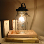 Orono II. Vintage Canning Jar LAMP Created New