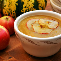 Recipe:  Roasted Apple and Winter Squash Soup