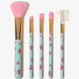 Floral Print Brush Set