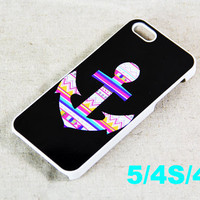 Retro Anchor iPhone 5 Scrub Case