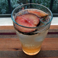 The Rosemary Plum Refresher