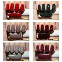 Amazon.com: Essie 2012 Fall Stylenomics Collection 6pc Whole Set (Full Size Bottle),free Priority Mail to U.S Buyers (Only 3 Days Arrive You): Health & Personal Care