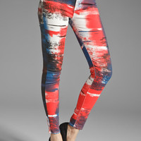 Hudson Jeans Nico 10th Anniversary Skinny in Multi from REVOLVEclothing.com