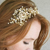 simple version of the vintage dreem tiara by BeSomethingNew