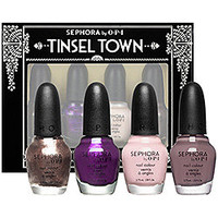 Sephora: Tinsel Town Four Piece Set : nail-sets-nails-makeup