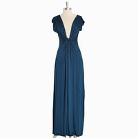 makayla isle maxi dress in teal - &amp;#36;39.99 : ShopRuche.com, Vintage Inspired Clothing, Affordable Clothes, Eco friendly Fashion