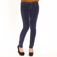 windermere crushed velvet pants in navy - $38.99 : ShopRuche.com, Vintage Inspired Clothing, Affordable Clothes, Eco friendly Fashion