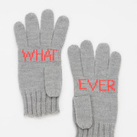 Cooperative Talking Glove